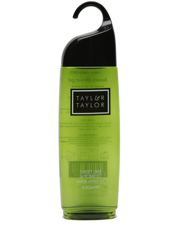 Sweet Lime & Pomello Luxury Shower Gel