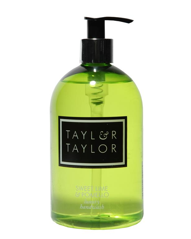 Sweet Lime & Pomello Luxury Handwash
